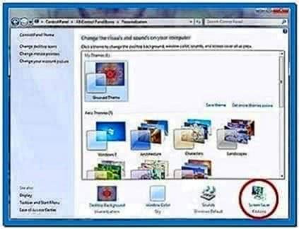 Acer Screensaver Windows 7