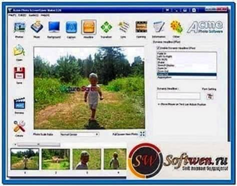 Acme Photo Screensaver Maker 3.20