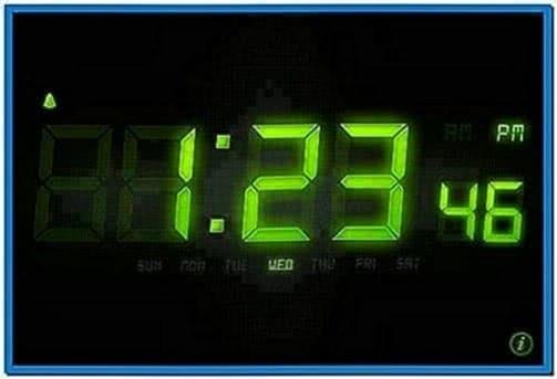 Alarm Clock Screensaver Windows 7