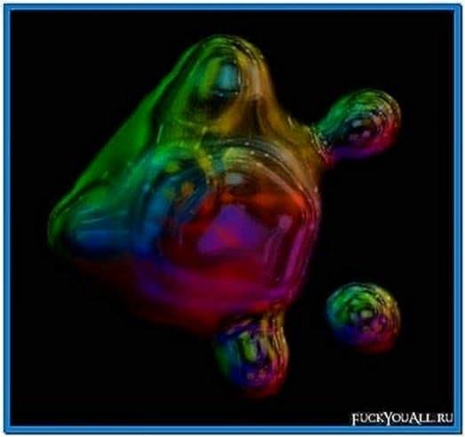 Altavir Bubbles 3D Screensaver