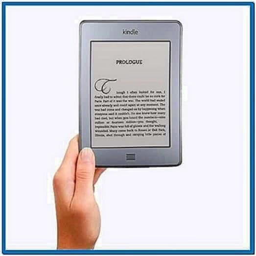 Amazon Kindle Touch 3G Sponsored Screensavers