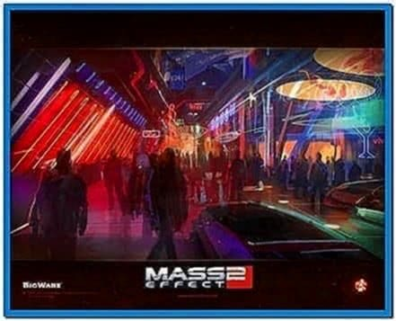 Amd Mass Effect Screensaver