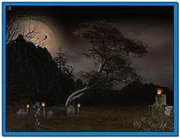 Animated 3d halloween screensavers - Download free