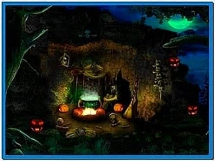 Animated 3D Halloween Screensavers