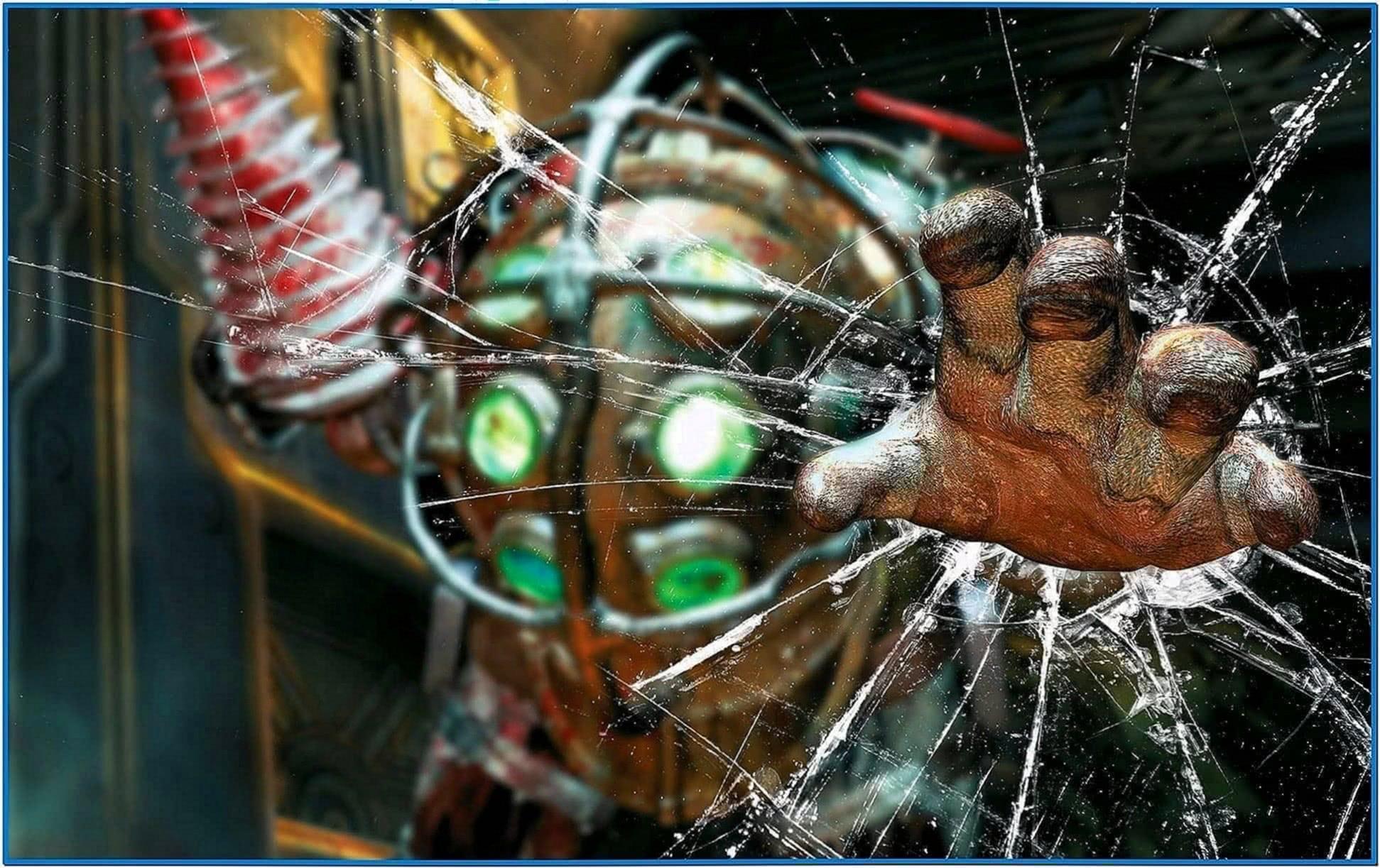 Animated Bioshock Screensaver