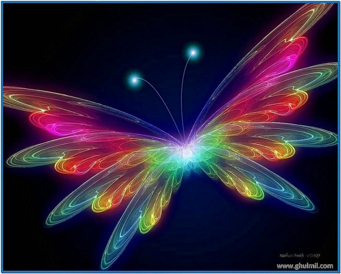 Animated Butterfly Screensavers