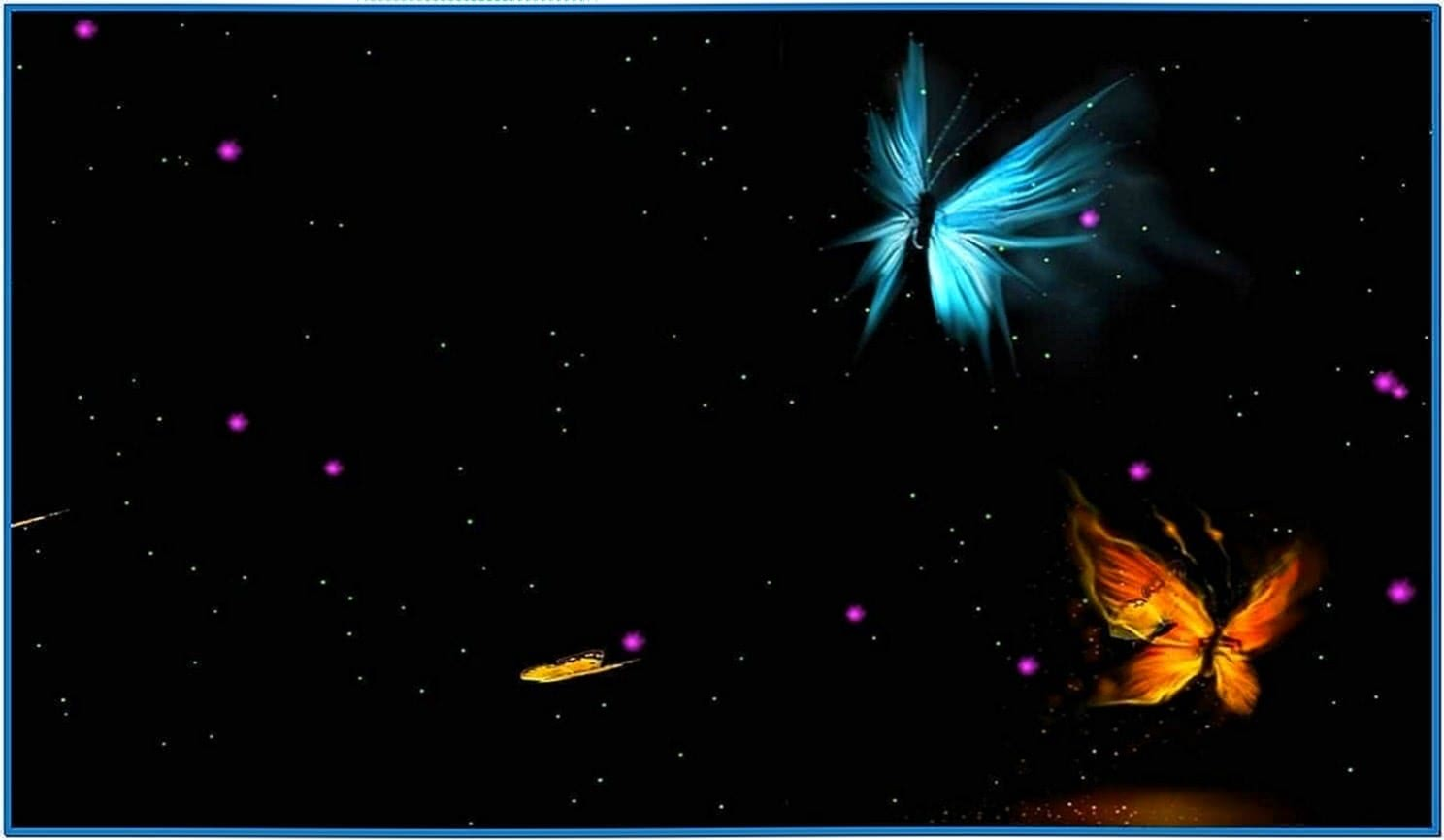 Animated Butterfly Screensavers Windows 7