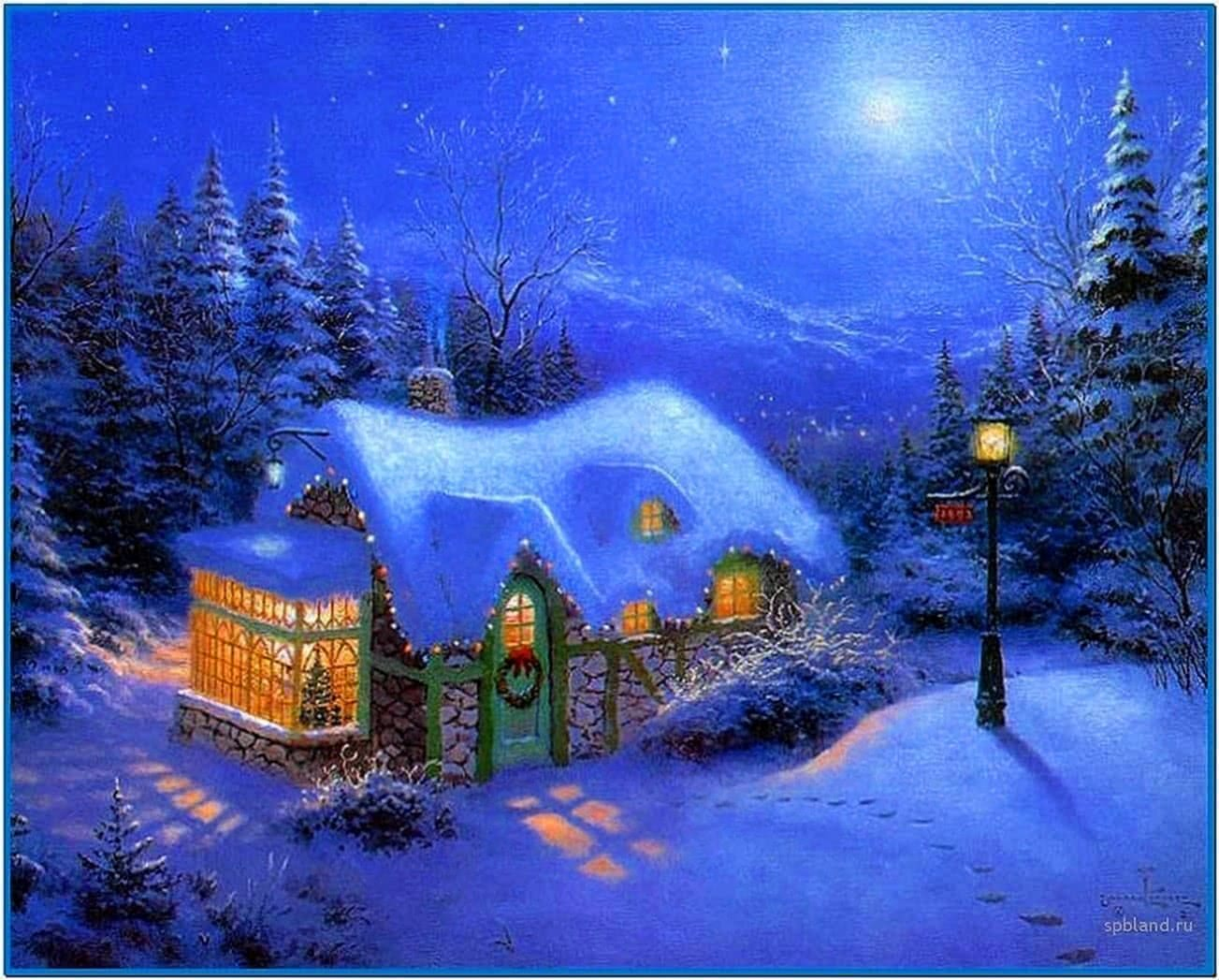 Animated christmas screensavers uk