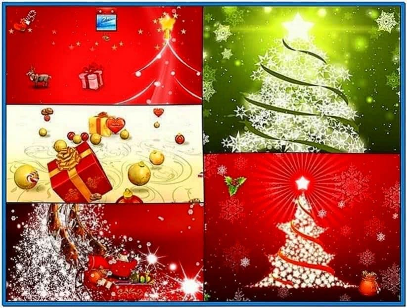 Animated Christmas Screensavers Windows 8