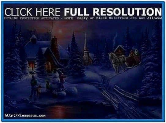Animated Christmas Wallpapers and Screensavers