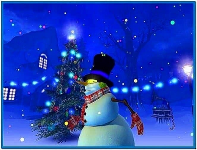 Animated Christmas Wallpapers and Screensavers