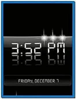 Animated Clock Screensavers For Mobile