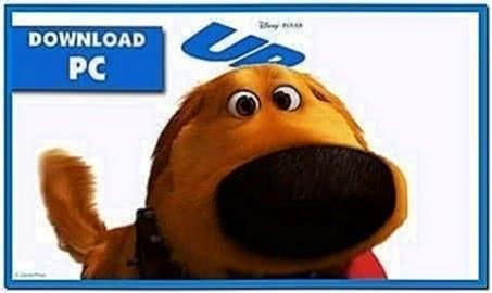 Animated Dog Licking Screen Screensaver