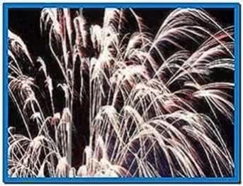 Animated Fireworks Screensaver Freeware