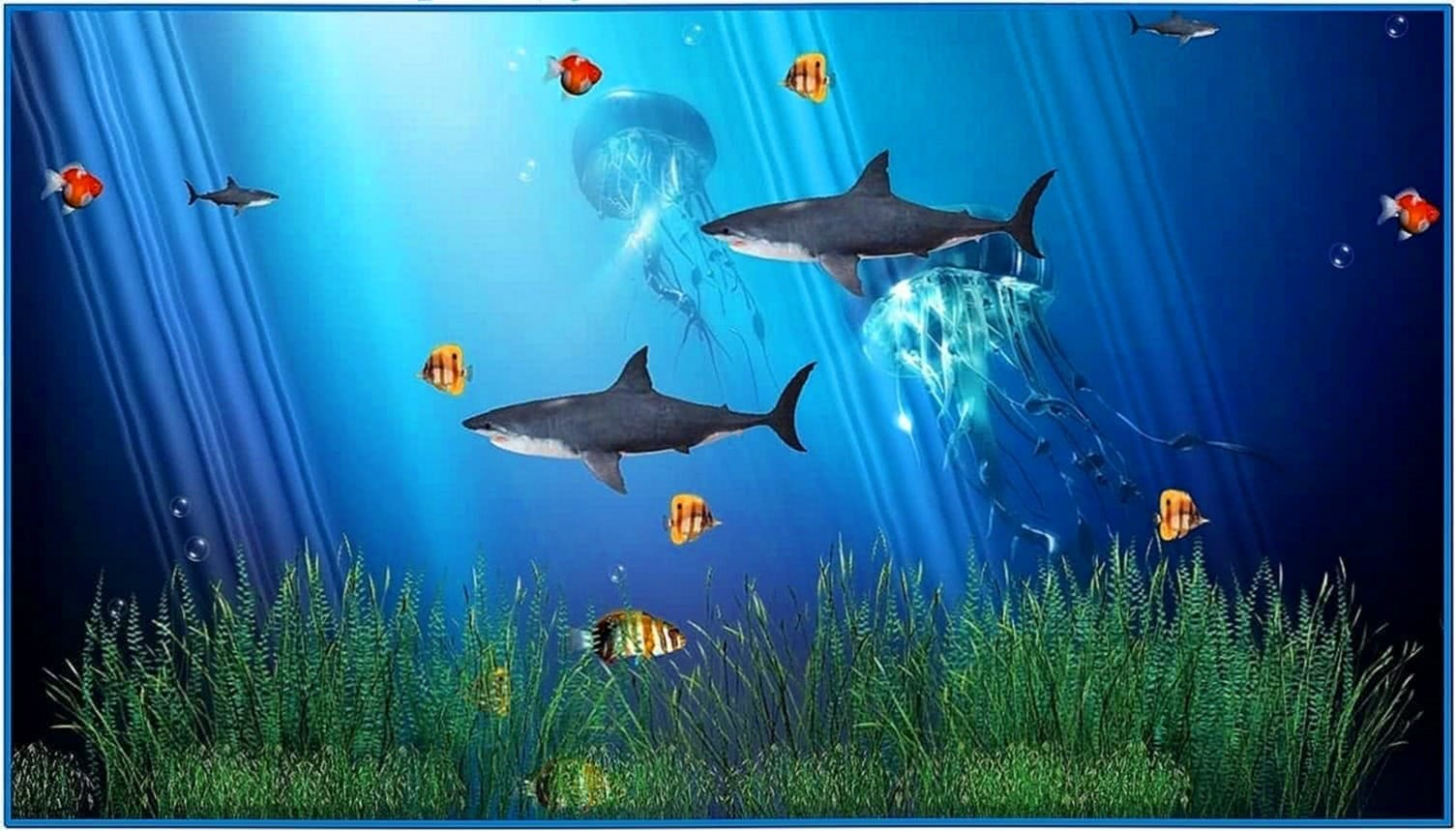 Animated Fish Screensaver Windows 7