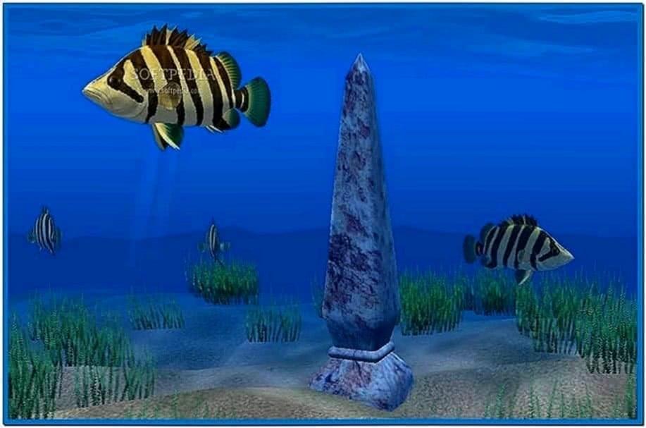 Animated Fish Screensavers