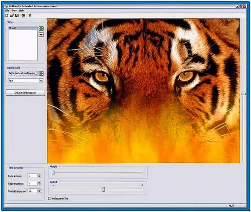 Animated Gif Screensaver Maker
