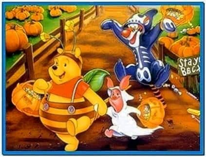 Animated halloween screensavers for kids - Download free