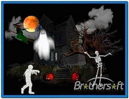Animated halloween screensavers Mac