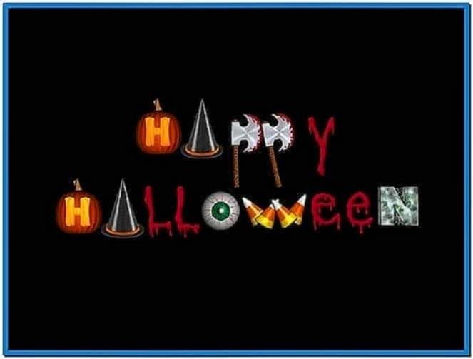 Animated Halloween Screensavers Vista