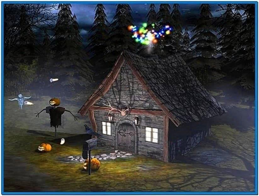 animated halloween screensavers and wallpaper - photo #16