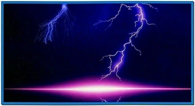 Animated Lightning Screensaver Windows 7