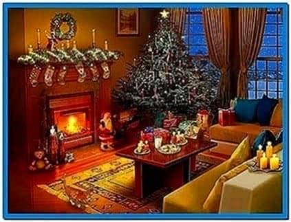 animated night before christmas screensaver - Animated Christmas Screensavers