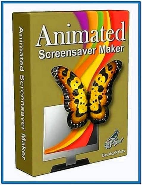 Animated Screensaver Maker 3.2.2