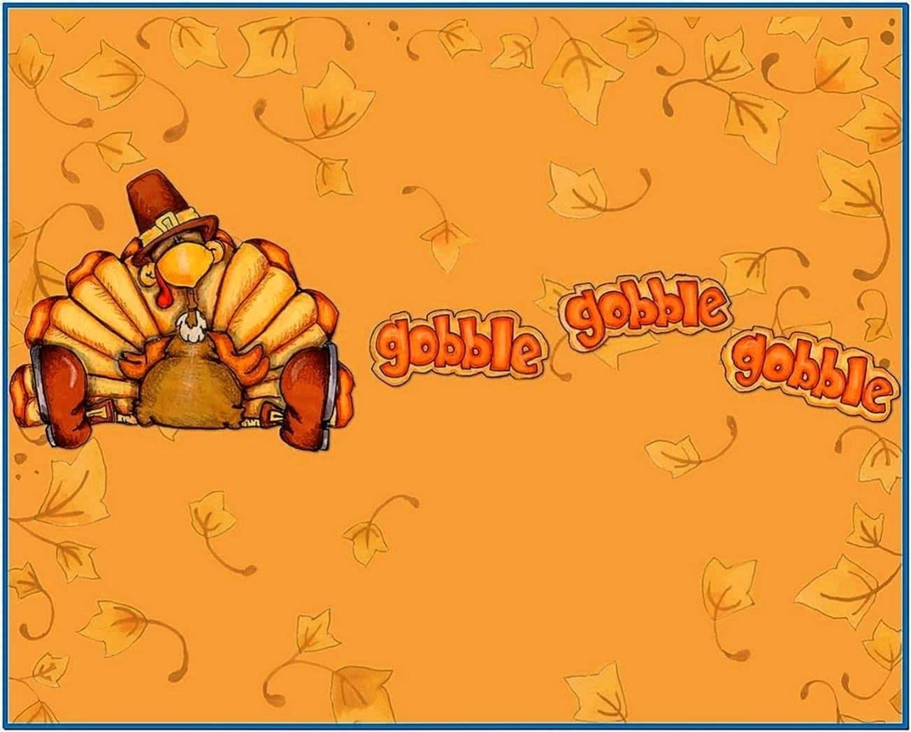 animated thanksgiving screensavers wallpaper - download free