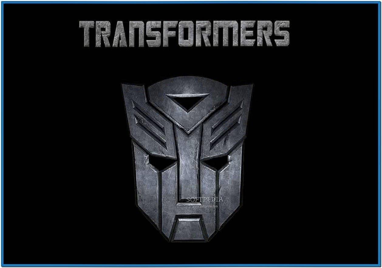 Animated Transformers Screensaver