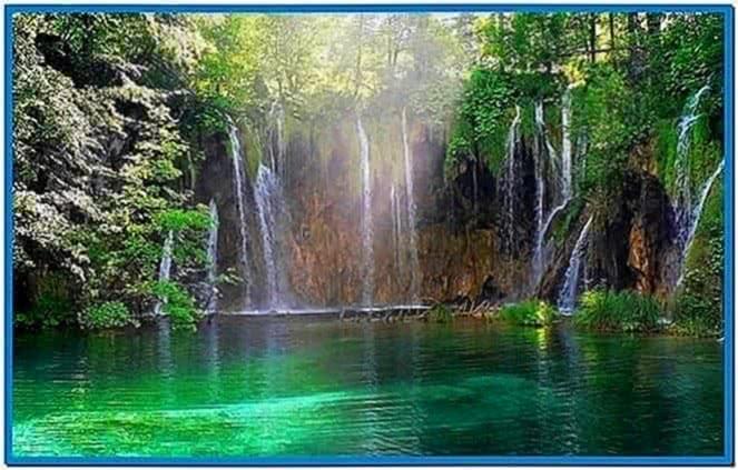 Animated waterfalls screensaver windows 7 Download free