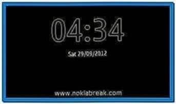 Anna Screensaver for Nokia Belle