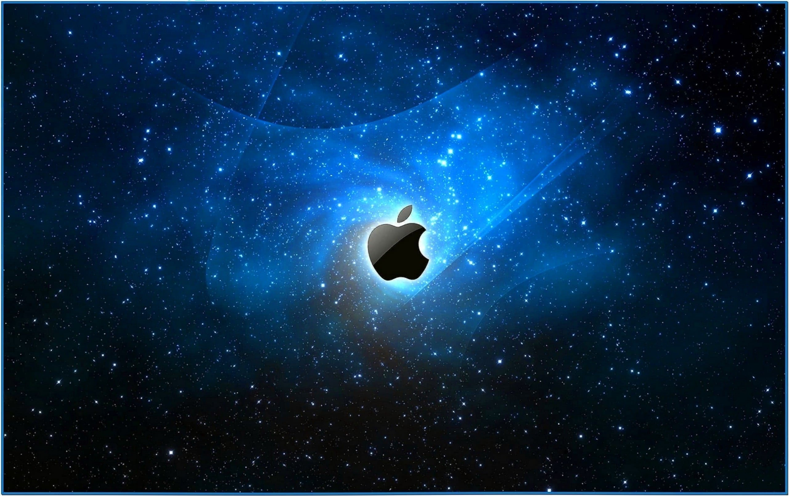 Apple Logo Screensaver for PC