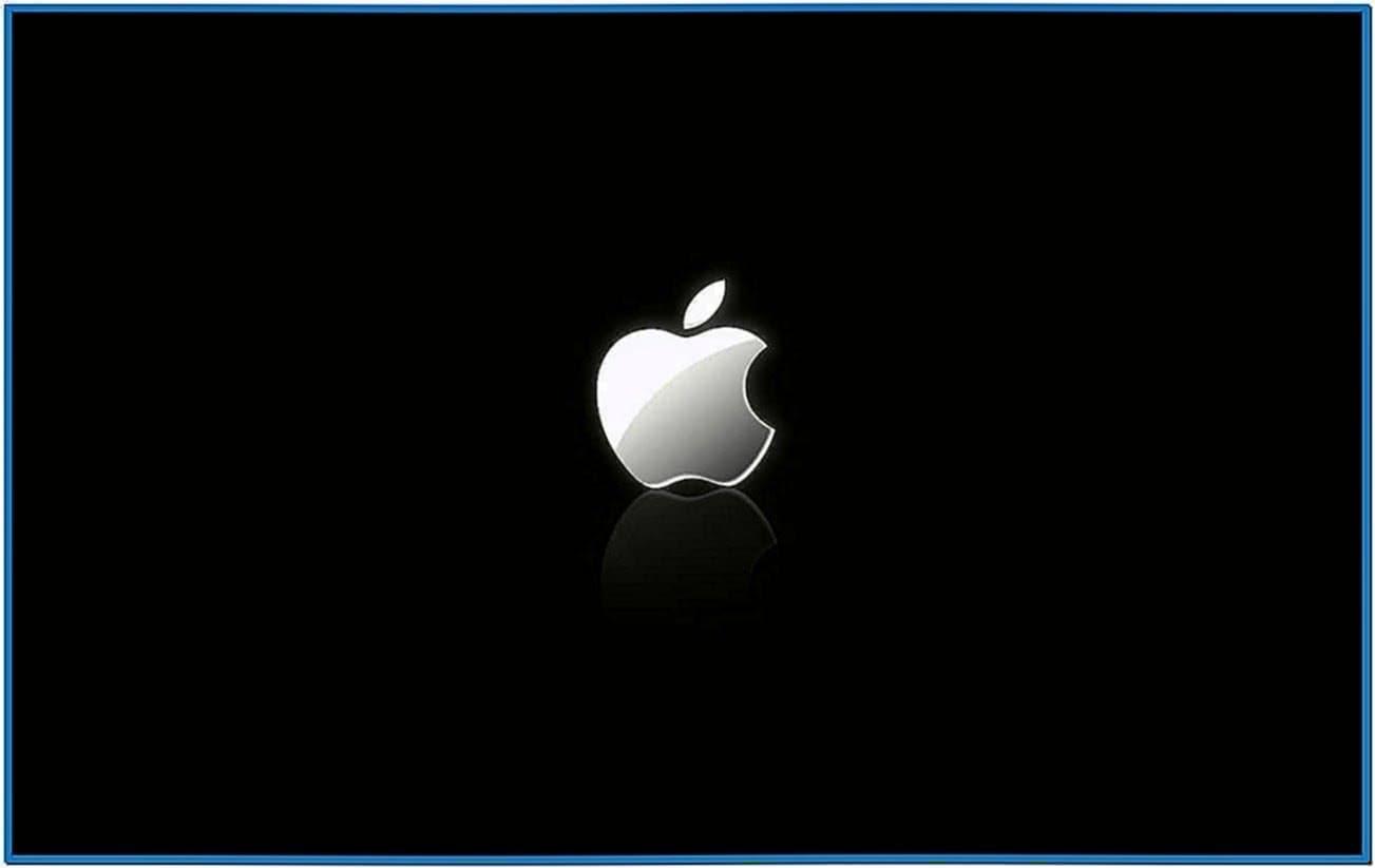 Apple Logo Screensaver Mac