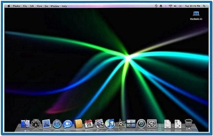 Apple Screensaver for PC