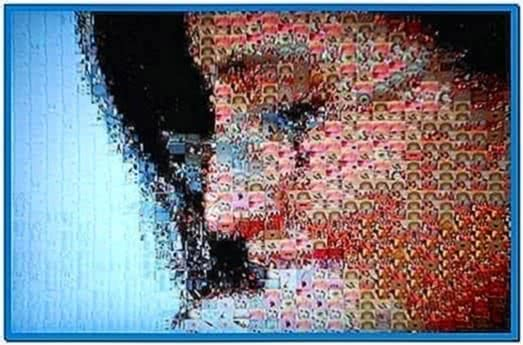 Apple Screensaver Mosaic