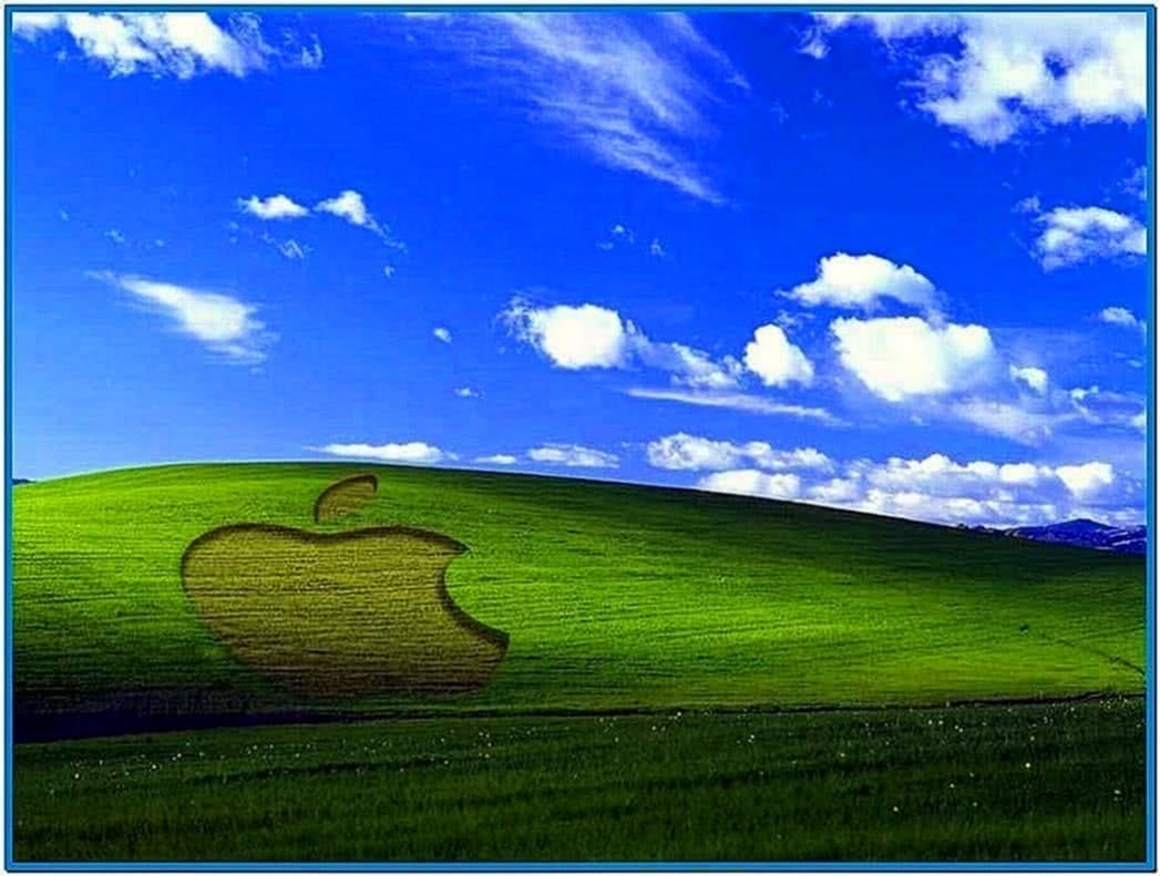 Apple Screensaver Windows XP