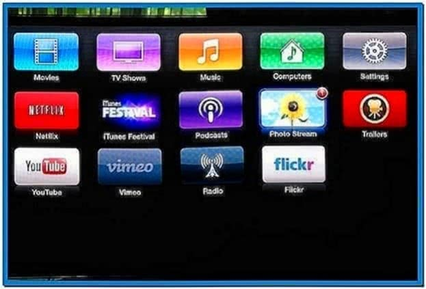 Apple TV 3 Screensaver Photos
