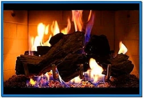 Apple tv fireplace screensaver