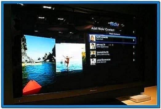 Apple TV Screensaver 100
