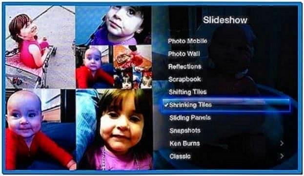 Apple TV Screensaver Photo Album