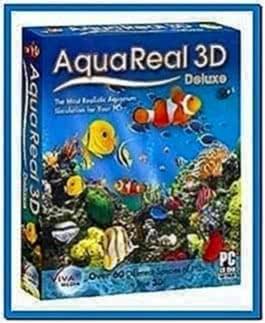 Aqua Real 3D Aquarium Deluxe Final Screensaver Full Version