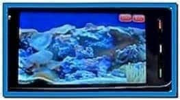 Aquarium Screensaver for Nokia 5230