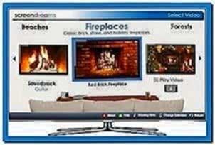 Aquarium Screensaver for Samsung TV