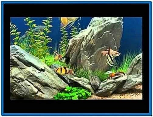 Aquarium Screensaver Linux Mint