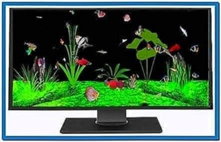 Aquarium screensaver Windows 7 64bit