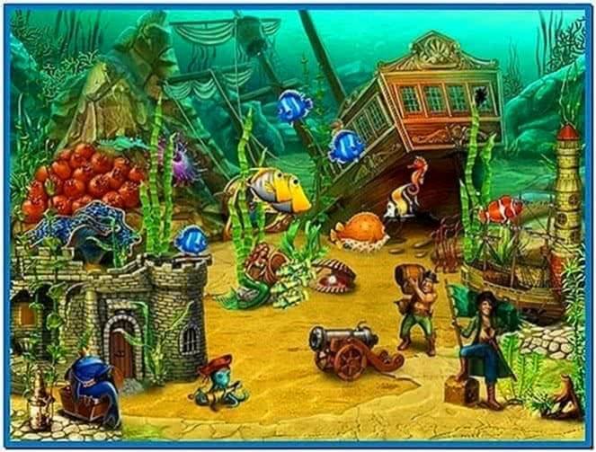 Astrogemini Exotic Aquarium 3D Screensaver 1.0