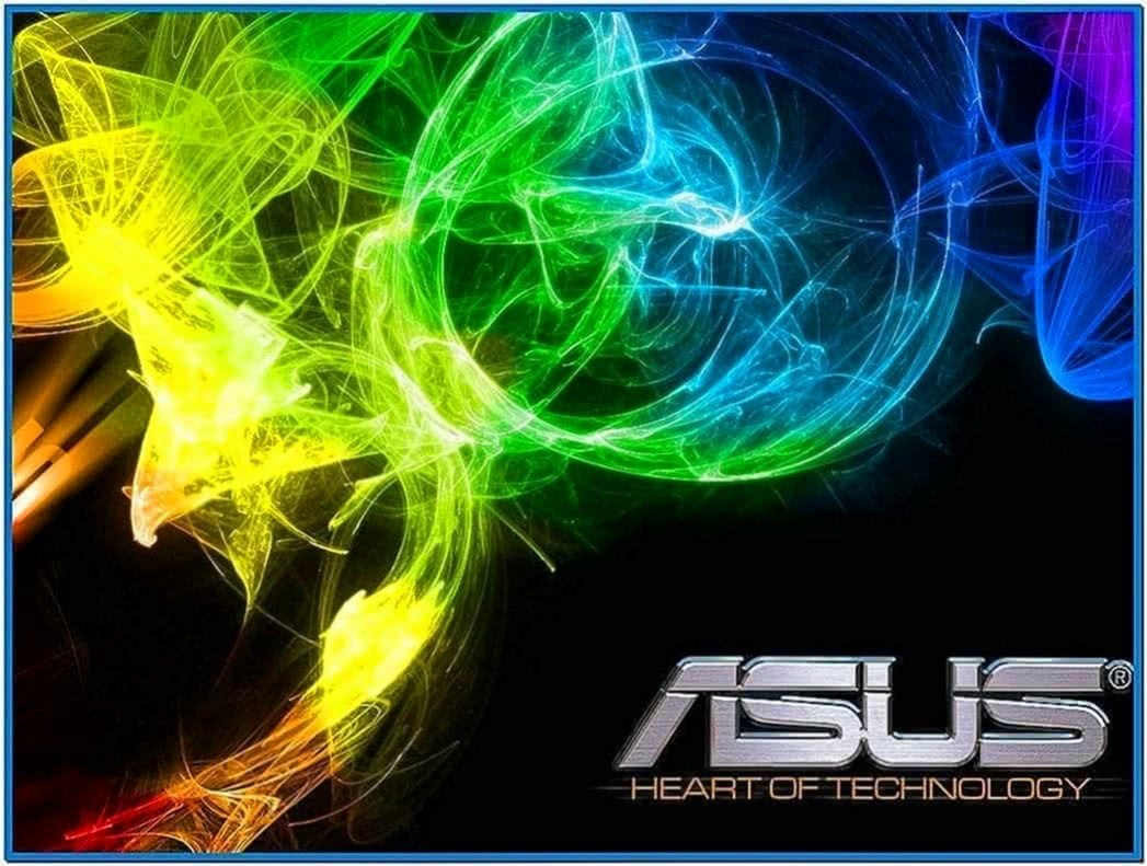 Asus screensaver - Download free