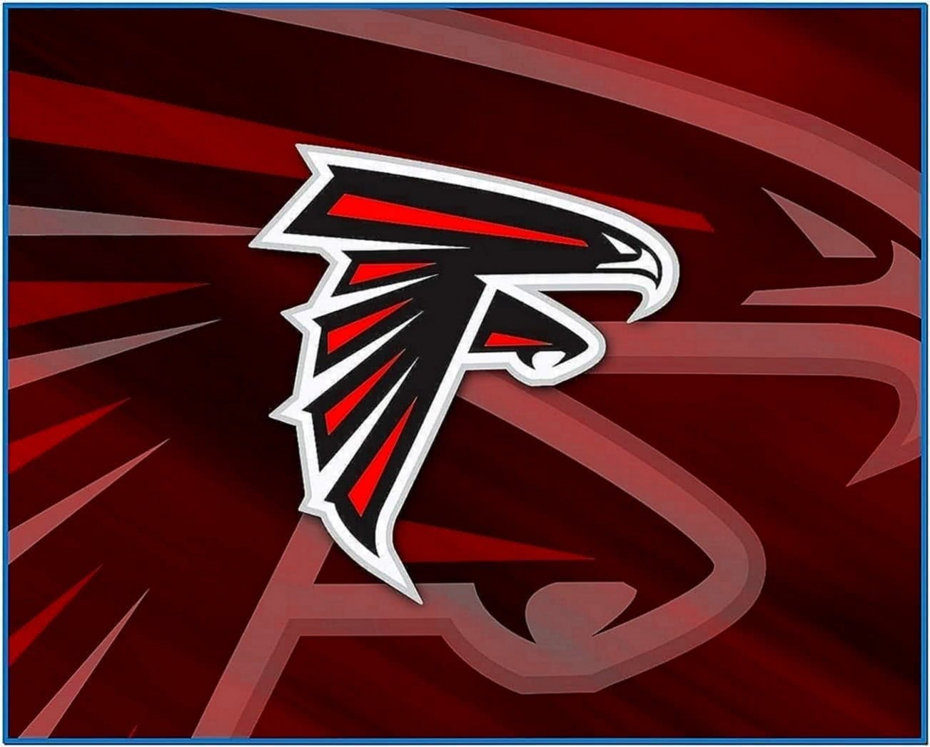 Atlanta Falcons Screensaver Software