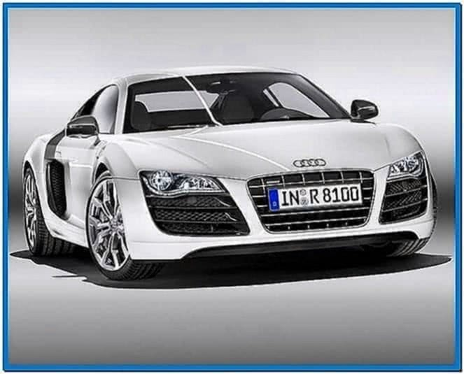 Audi R8 10 Screensaver